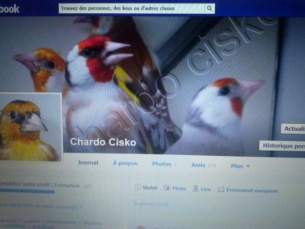 mon profil fb