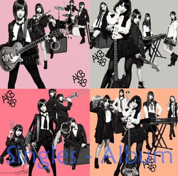 Singles - Albums