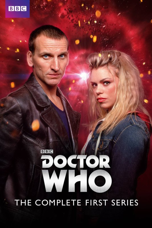 S�rie TV #1: Doctor Who - SAISON 1