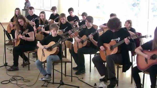 Orchestre cr�� en 2004 avec un groupe de jeunes! Fantastique!! (l)♫♥♫♫♥♫