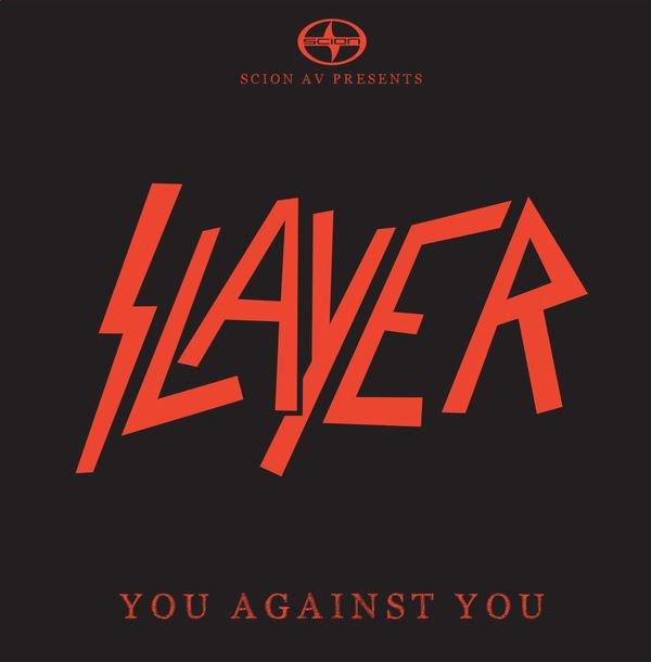 Avant de terminer ma journée de blogueuse, du super bon thrash metal avec le groupe Slayer!!  (l) ♥♫