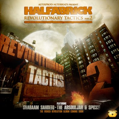 Revolutionary Tactics part.2 / Intro Bars (cuts by Dj Modesty) (2011)