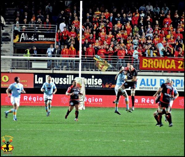 USAP - RC Toulon 2010
