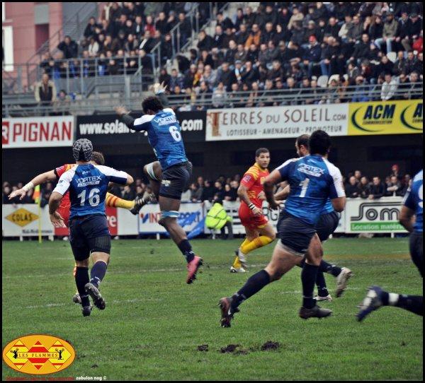 Montpellier vs USAP