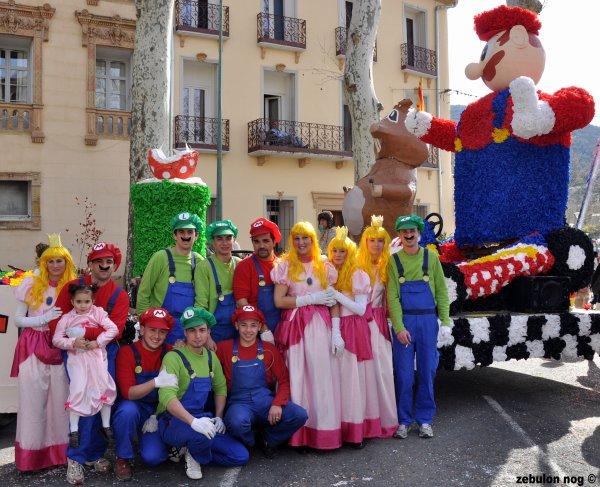 CARNAVAL DE CERET 2011