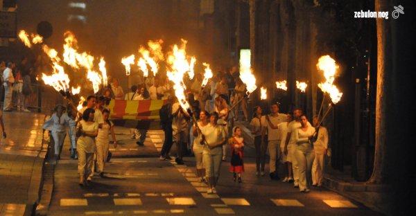 Les feux de la Saint-Jean perpignan
