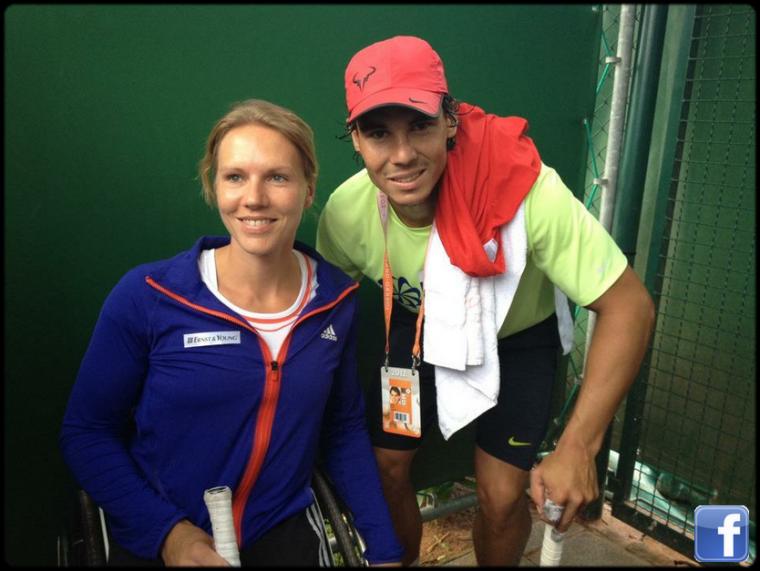 Roland Garros 2012 / 12 : Demi-finale !