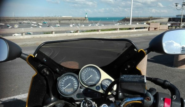 Petite sortie moto du jour :)