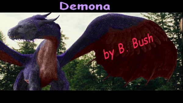 Demona ma dragone ^^