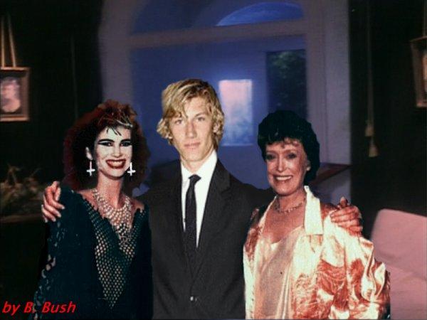 Moi, Angela et sa mère ^^