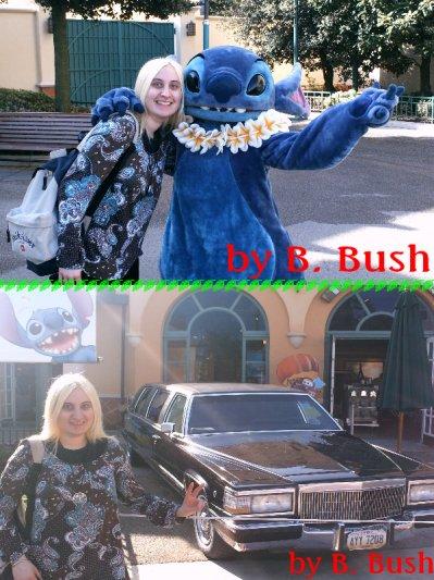 Photos perso et limousine