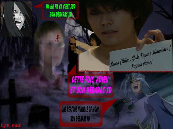 ... Yuki... Super instable -_-