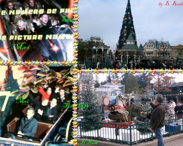 Ma journée disney du Jeudi 10 Novembre 2011 (ma 11e fois ^^ Et 10e pour studio)