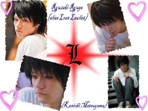 Les 3 loves que j'aime le plus dans mon univers. 3 mec Japonais qui ont une place des plus importante en moi (On pourrait même dire 4 avec Tenzen). Je vous aime.