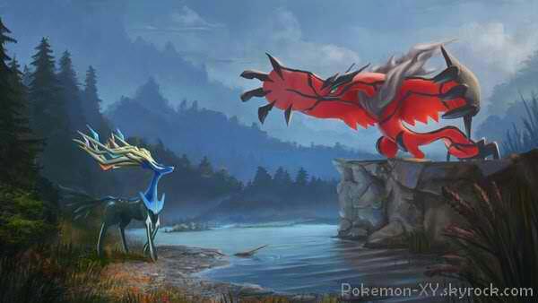 Pokémon légandaire censé être unique : en shiney ?... NON ! Ridicule !!