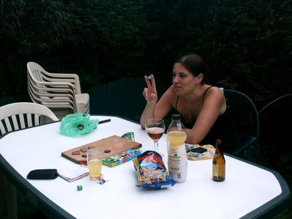 Mes vacances chez ma Nina ^^ (Lundi 5 Aout 2013 Jusqu'au 19 (part le 20 T_T))