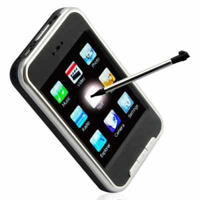 lecteur mp3 mp4 tactile style ipod touch 16 go blog de blueprice. Black Bedroom Furniture Sets. Home Design Ideas