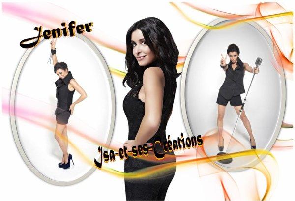 Mes nouvelles cr�a : Jenifer