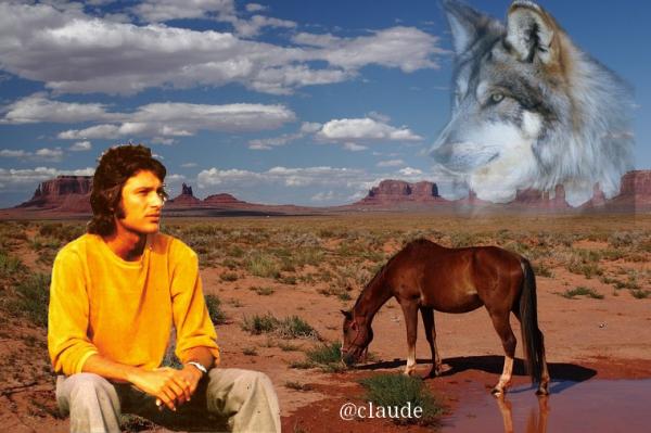 Très jolie créa de mon ami Claude