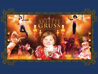 le cirque de dunkerque presente le cirque arlette gruss 2009