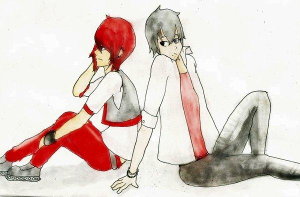 Yura & Yihiro :3