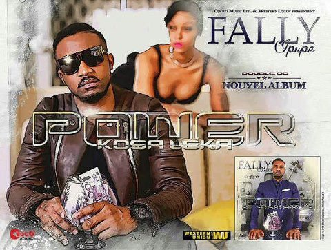 Fally Ipupa - Anissa et Terminator album POWER 2013 audio