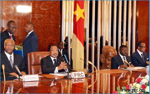 REMANIEMENT MINIST�RIEL AU CAMEROUN