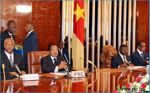 REMANIEMENT MINISTÉRIEL AU CAMEROUN