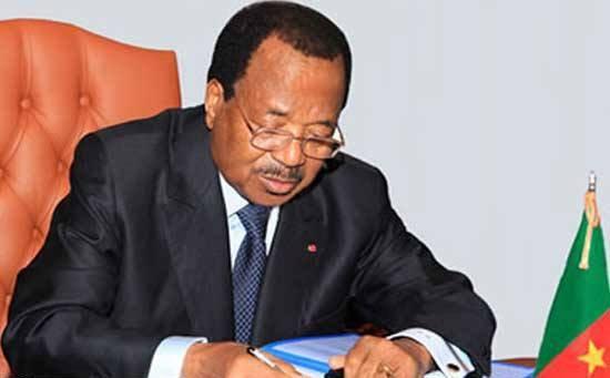 CAMEROUN: VOICI LE NOUVEAU GOUVERNEMENT