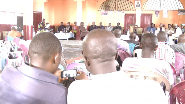 FONDONERA : Plus de 8 million collecté à Douala pour la double cérémonie d'intronisation et de sortie de la'ahkam du nouveau roi Fondonera.