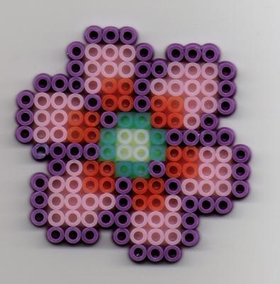 Fleur Perle Hama