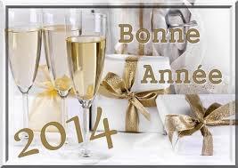 Bonne Ann�e 2014 !