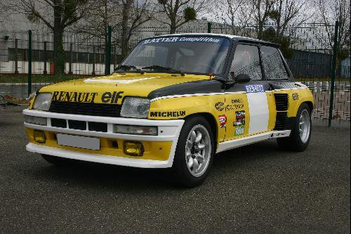 a vendre renault 5 turbo 39 c vennes 39 photo 1 renault. Black Bedroom Furniture Sets. Home Design Ideas