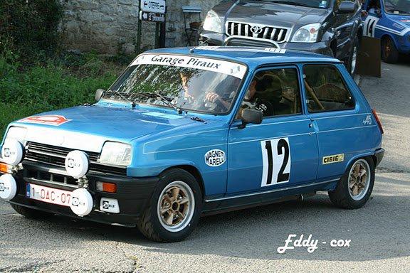 Renault 5 Alpine Coupe Photo 32 Renault 5 Alpine GR2