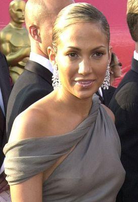 Chignon Jennifer Lopez Coup De Foudre A Manhattan