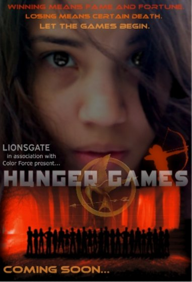 HUNGER GAMES - LE FILM
