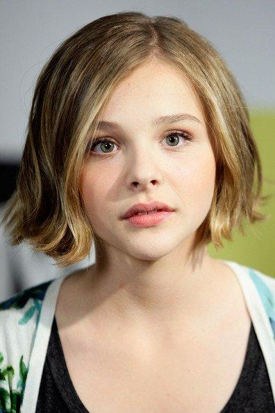 Chloe Moretz, une potentielle Katniss... en tout cas elle aimerait!