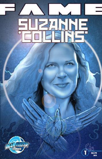 Une BD retraçant le vie de Suzanne Collins