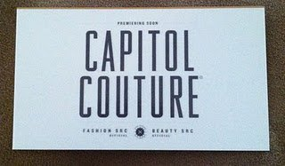 CAPITOL Couture est ouvert!