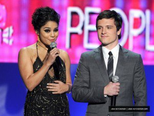 Le Cast aux People's Choice Awards 2012!