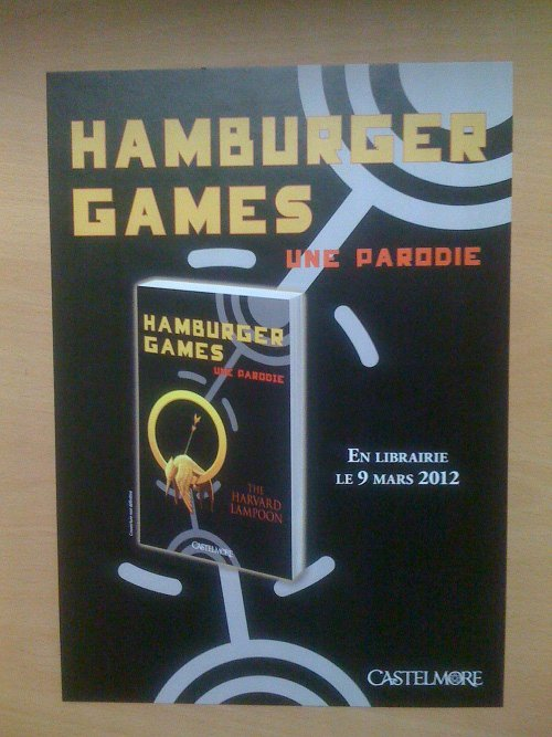 Hamburger Games!