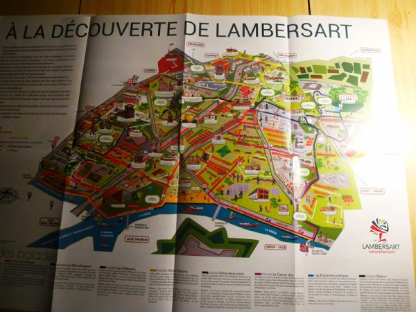 A la découverte de Lambersart