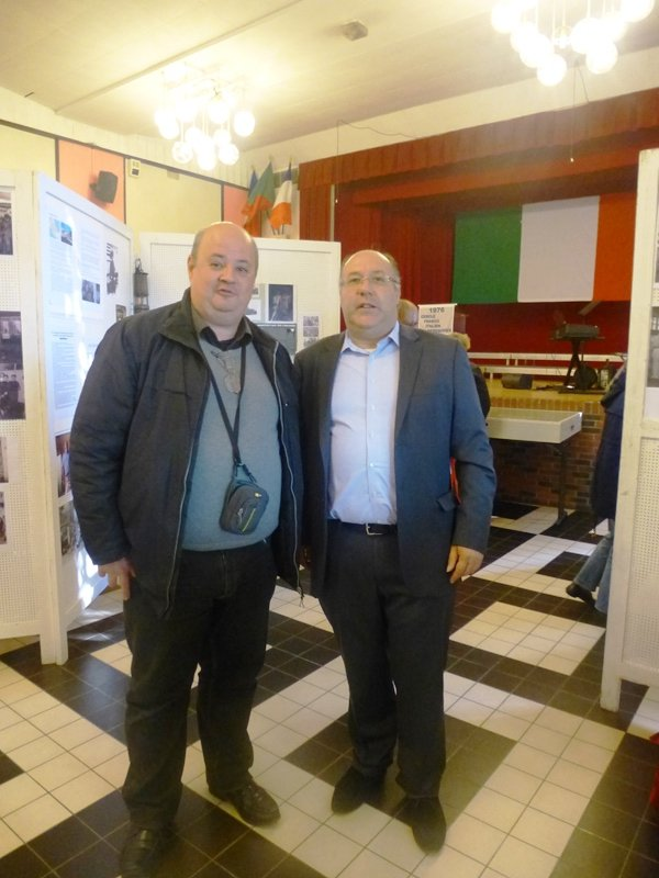 L'année dernière, le cercle franco-italien de Pérenchies avait retracé pour nous 100 ans d'immigration italienne dans le Nord.