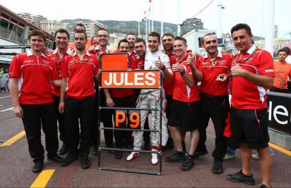 D�c�s de Jules Bianchi