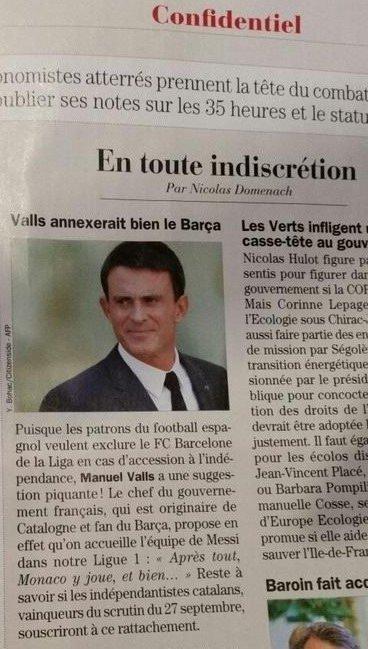 Le Bar�a en Ligue 1 : de la fiction � la r�alit� !