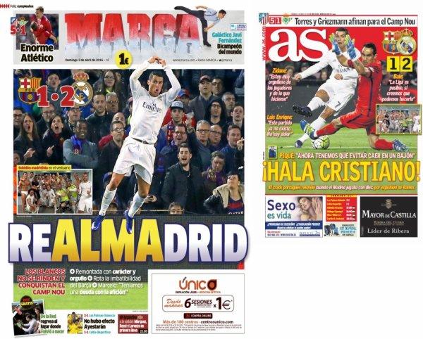 Clasico : Premi�re r�ussie pour Zin�dine Zidane