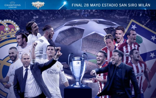 Ligue des champions : une finale 100% madril�ne