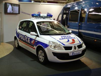 nouvelle voiture de police nationale police info video passion. Black Bedroom Furniture Sets. Home Design Ideas