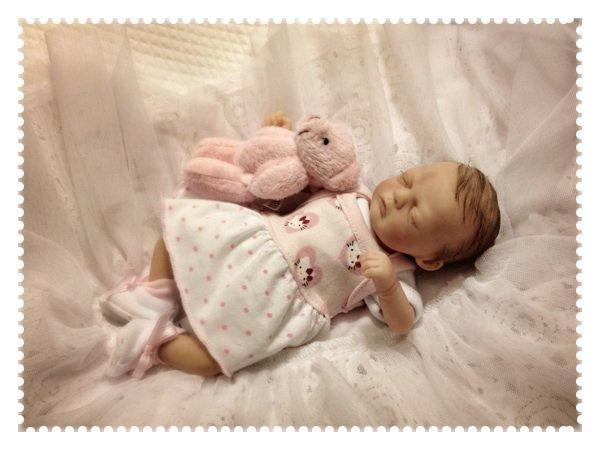 Mini b b reborn pour gwen blog de la nurserie des petites plumes - Couche pampers premature ...