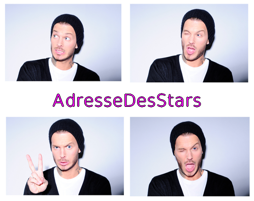 adresse matt pokora blog de adressedesstars. Black Bedroom Furniture Sets. Home Design Ideas